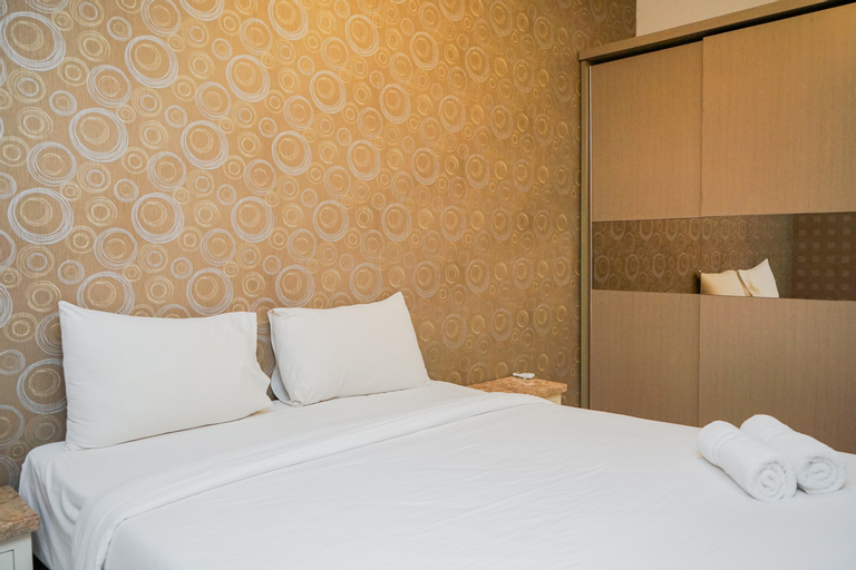Strategic Place with Spacious at 1BR Silkwood Apartment By Travelio, Tangerang