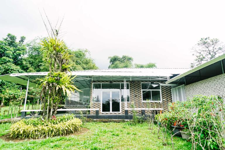 KEBUNSU BOGOR – GRAND VILLA 8 Bedrooms, Bogor