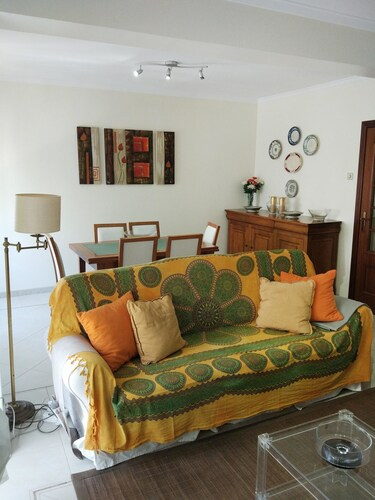 apartment with 3 bedrooms in queluz, with wonderful city view, balcony and wi..., Sintra