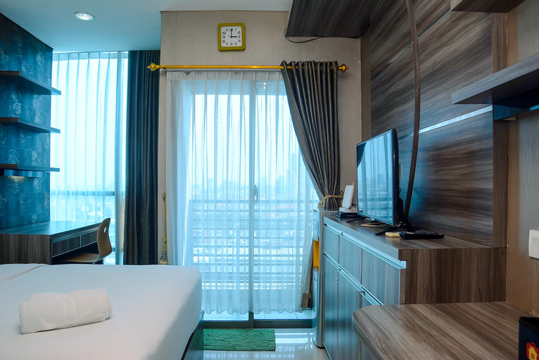 Best and Strategic Studio at GP Plaza Apartment By Travelio, Central Jakarta
