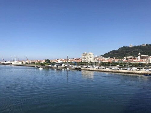 Apartment With 2 Bedrooms in Viana do Castelo, With Wonderful sea View, Viana do Castelo
