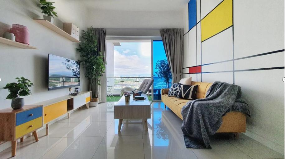 No.8 The Cube @ Puchong Skypod Residence, Kuala Lumpur