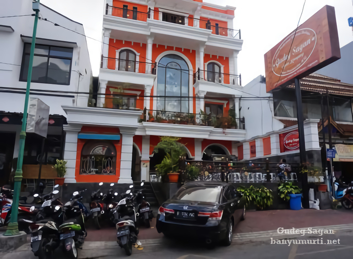 The Cabin Tanjung Hostel, Yogyakarta
