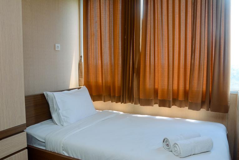Cozy and Minimalist Studio Apartment at Saladdin Mansion By Travelio, Depok