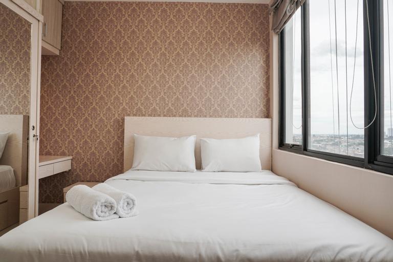 Highest Value 1BR at Cervino Village Apartment By Travelio, South Jakarta