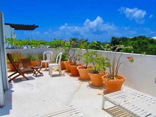 Bosque De Los Aluxes Penthouse With Private Pool, Cozumel