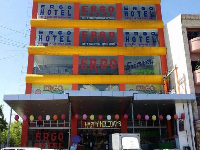 Vigan Ergo Hotel, Vigan City