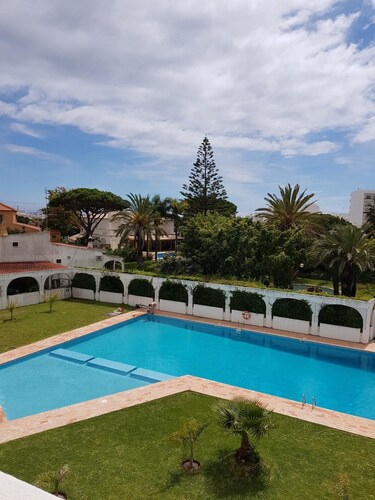 apartment with 2 bedrooms in quarteira, with wonderful city view, pool access..., Loulé