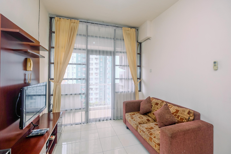 Great Choice and Strategic 2BR Apartment Salemba Residence By Travelio, Central Jakarta
