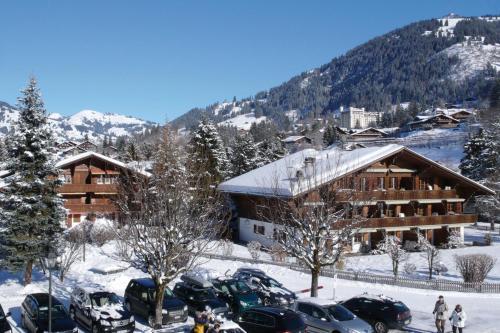 Hotel Arc-en-ciel Gstaad Apartments, Saanen