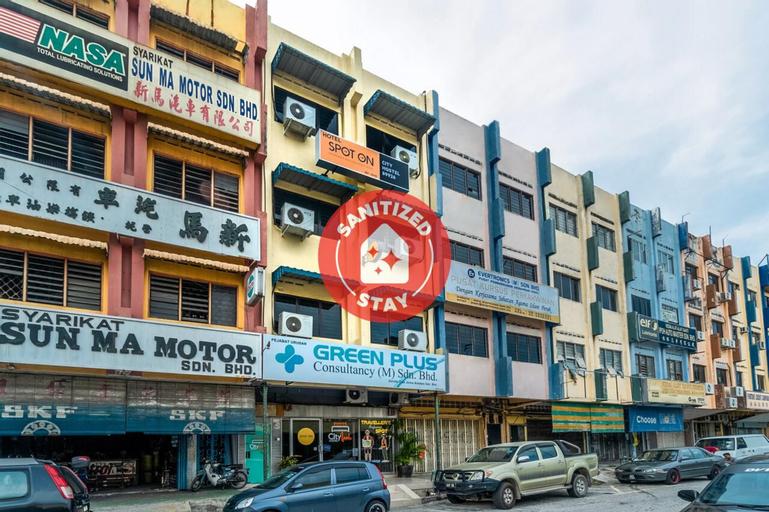 SPOT ON 89926 City Hostel Ipoh, Kinta