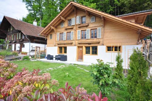 Lakeview Family Apartment, Interlaken