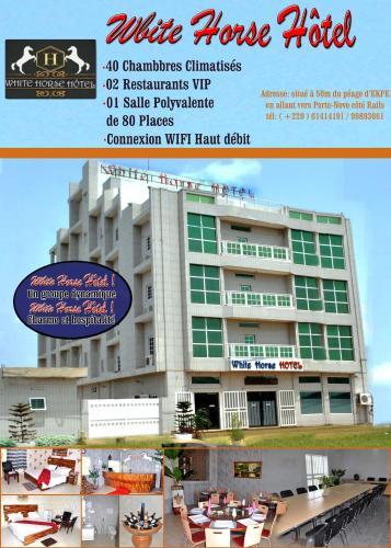 White Horse Hotel Benin, Sèmè-Kpodji