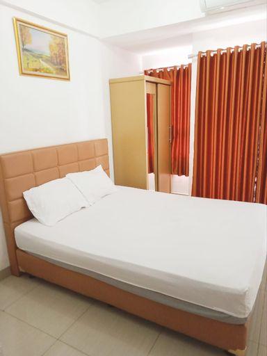 Comfy Smart TV Room at Apartemen Poris 88, Tangerang