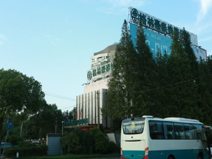 GreenTree Inn Shanghai Gongfu XinCun Subway Station Express Hotel, Shanghai