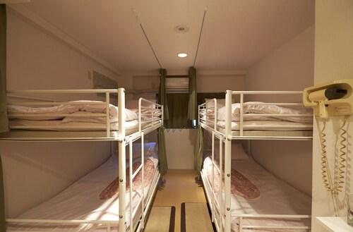 Hotel 3000 Jyuraku - Hostel, Taitō