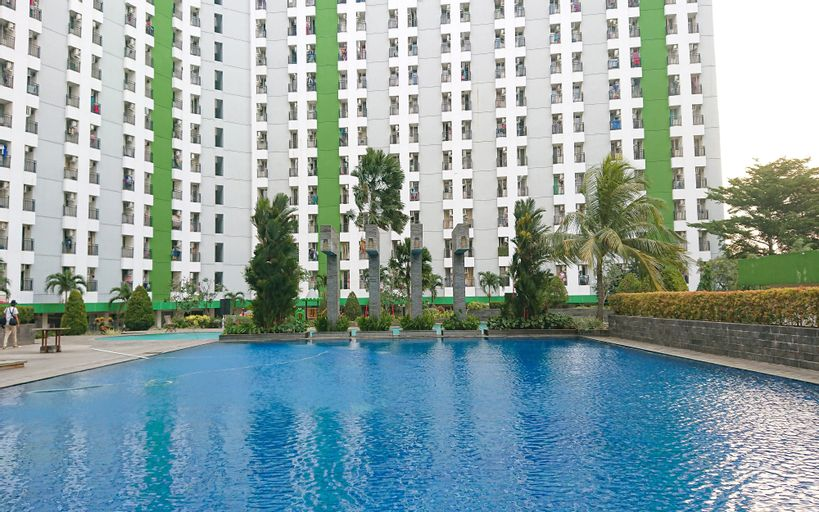 Green Lake View Residence Managed by Joel Property, South Tangerang
