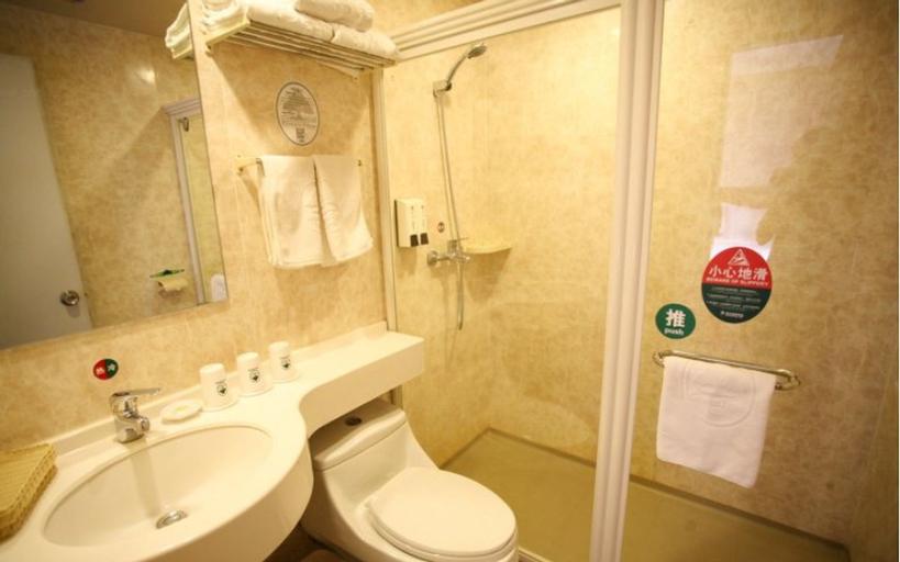 GreenTree Inn Xinzhou Jianshe(S) Road  Express Hotel, Xinzhou