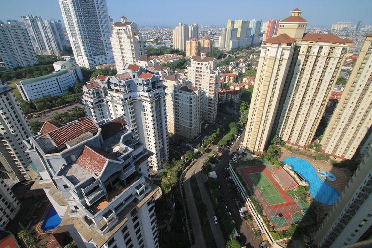 Mediterania Boulevard Residence by Stay360, Jakarta Pusat