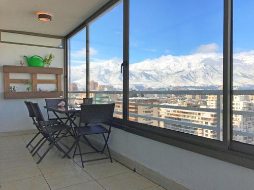 El Cosmopolita Apartment, Cordillera