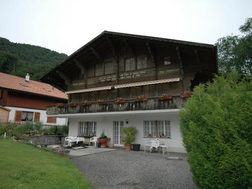 Pristine Holiday Home in Wilderswil with Garden, Interlaken