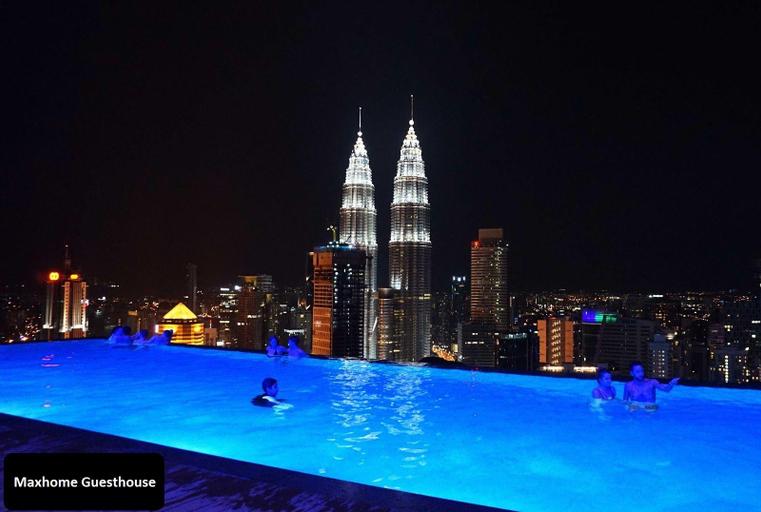 Maxhome@Platinum Suites KLCC 2rooms 1, Kuala Lumpur