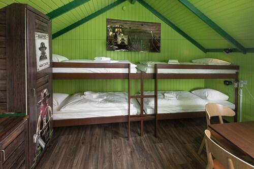 LEGOLAND Wilderness Barrels & Cabins, Billund