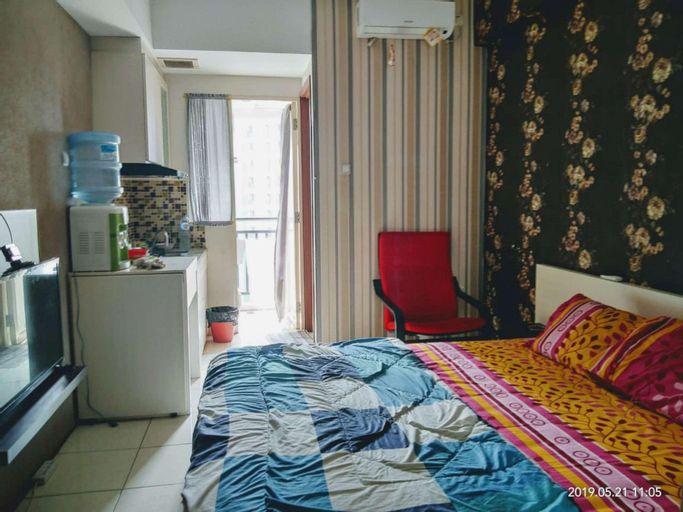 Studio Apartemen Green Lake View by HH 1, Tangerang Selatan