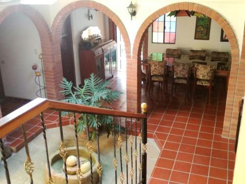 Casa Higuera, Valle de San José