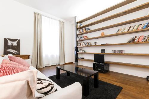 Supercosy Apartment at Zizkov, Praha 3