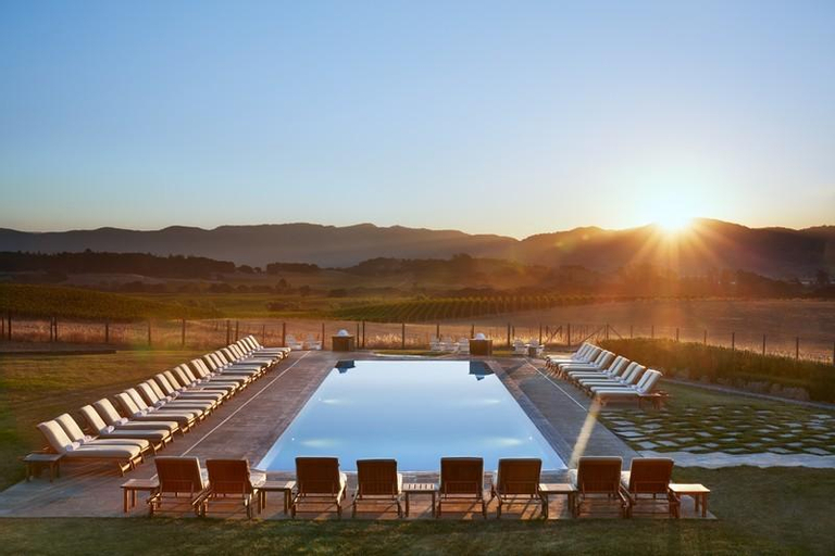 Carneros Resort and Spa, Napa