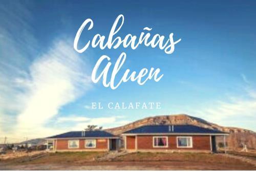Cabanas Aluen, Lago Argentino