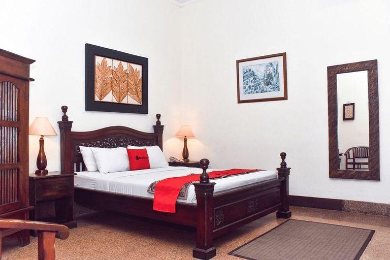 RedDoorz Plus Syariah @ Monginsidi Guest House, Yogyakarta