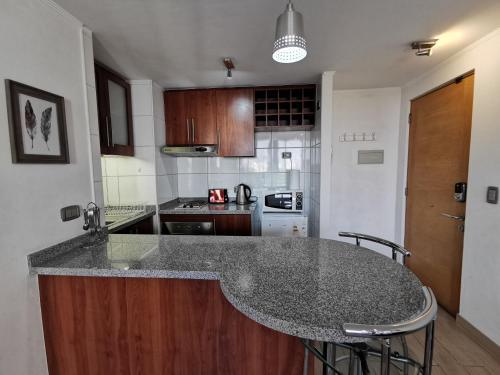 HomyRent Apartment Apoquindo 6445, Cordillera