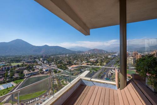 Arauco Retreat Apartment, Santiago