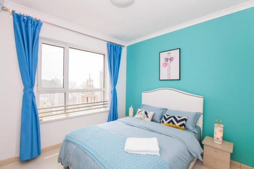 Dalian Shahekou·Peace Square· Locals Apartment 00159830, Dalian