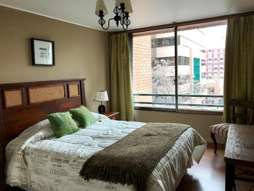 Apartamento Costanera 106, Santiago