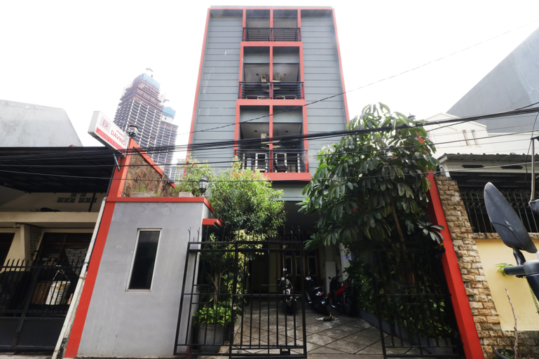 Wisma Davinci Tanah Abang, Central Jakarta