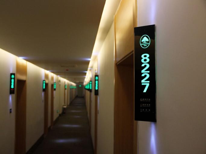 GreenTree Inn Binzhou Wudi County Yinzuo Plaza Express Hotel, Binzhou