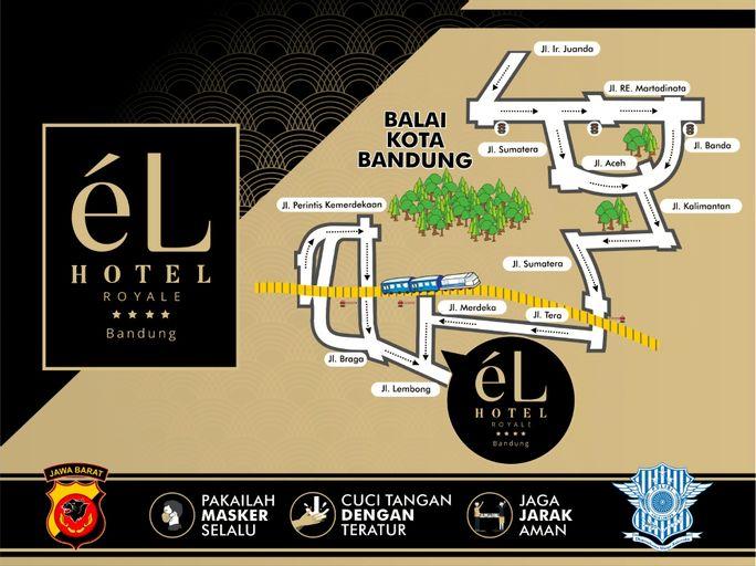 eL Hotel Royale Bandung, Bandung