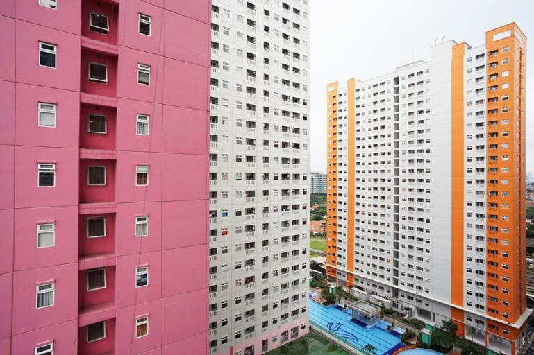 Apartement Green Pramuka City By Karen Property, Central Jakarta