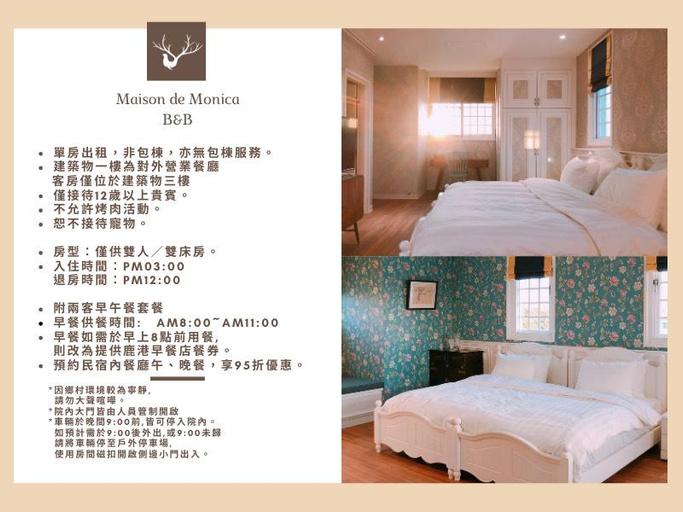 B&B - Maison de Monica, Changhua