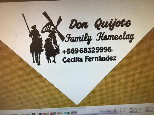 Don Quijote Family Homestay, Cordillera