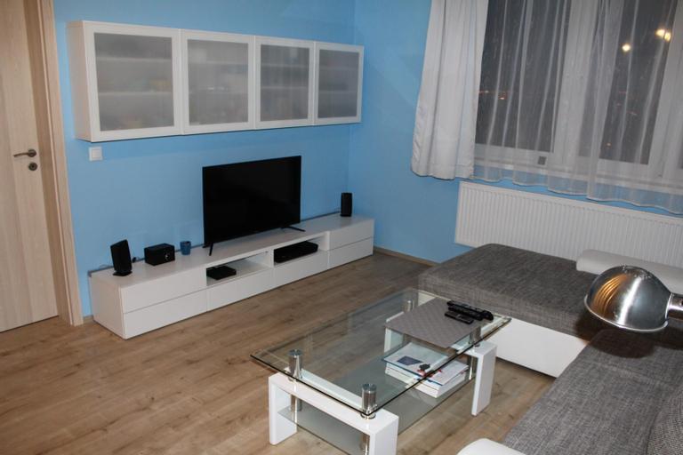 Big Apartman Rezidence Eliska Prague 291, Praha 9