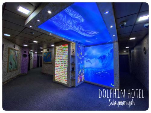 Dolphin Hotel & Hostel, Sulaymaniya