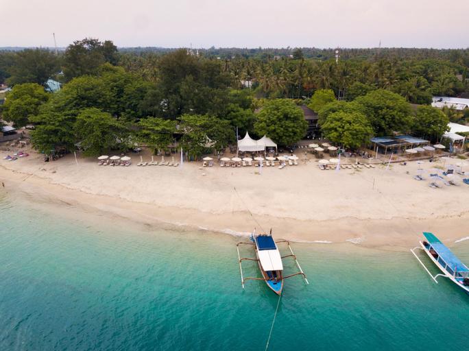 Scallywags Gili Air, Lombok