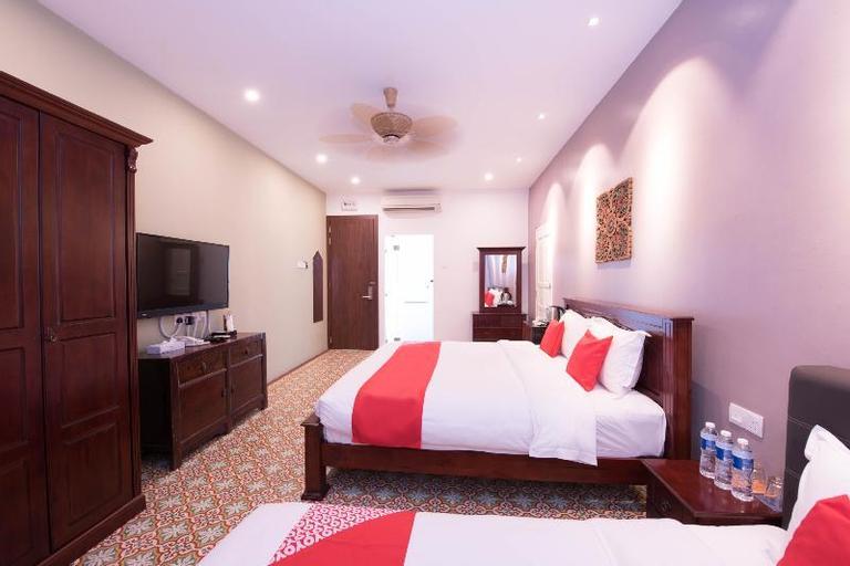 OYO Capital O 89353 Nostalgia Boutique Hotel & Restaurant, Pulau Penang