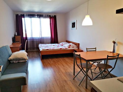 apartma Harfa, Praha 9
