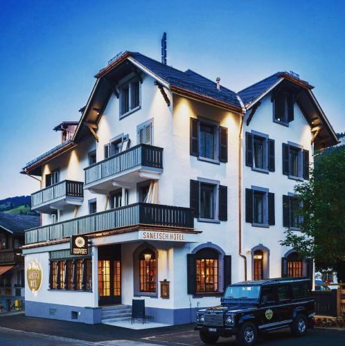 Hotel Sanetsch, Saanen