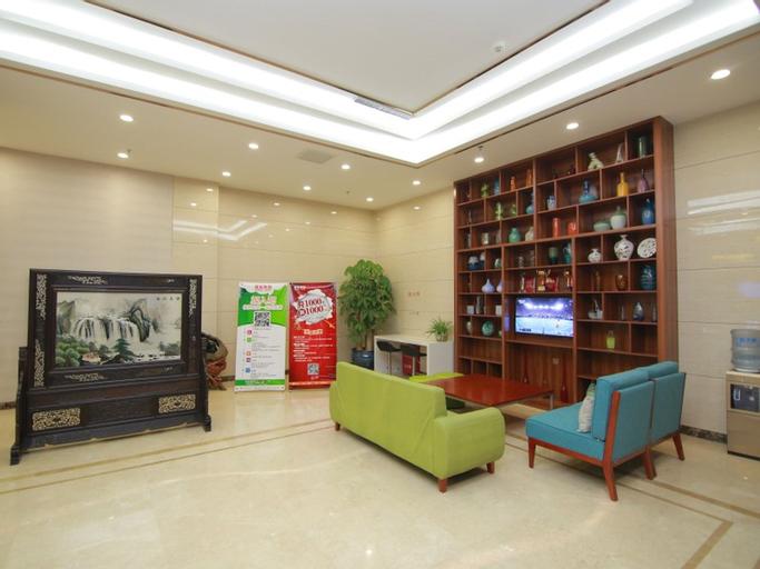 GreenTree Inn Anshan Tiexi District Qianshan Xi Road Angang South Gate Branch, Anshan